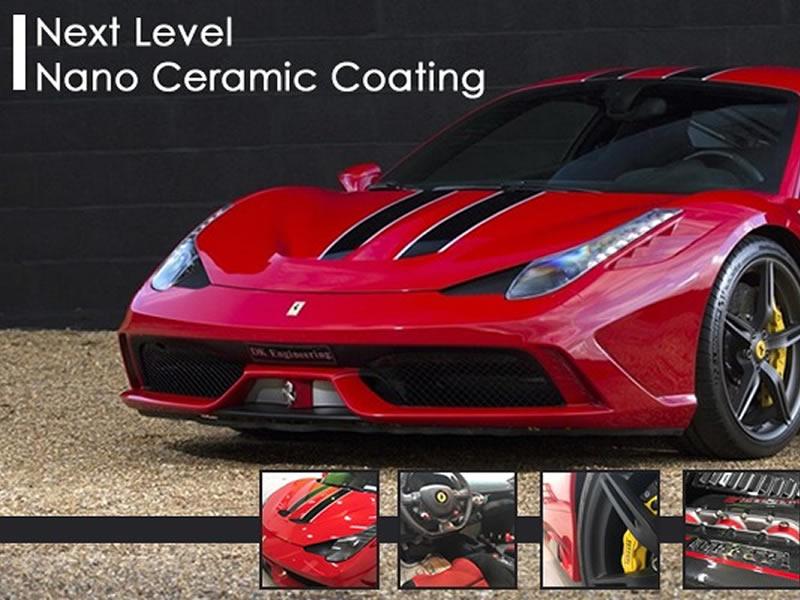 Ferrari 453 Speciale