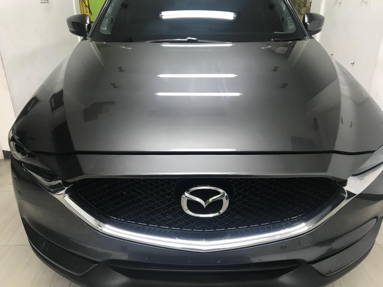 All New Mazda CX5