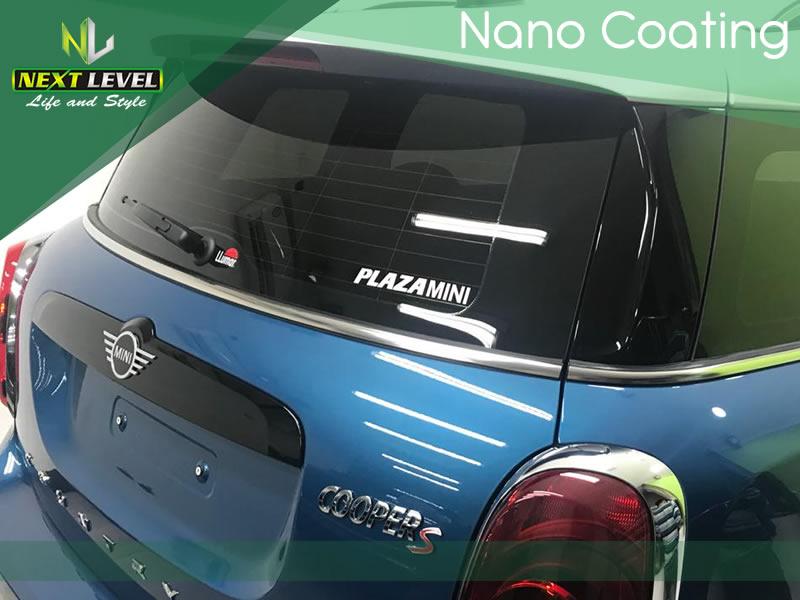 Mini Cooper S Countryman (F60)