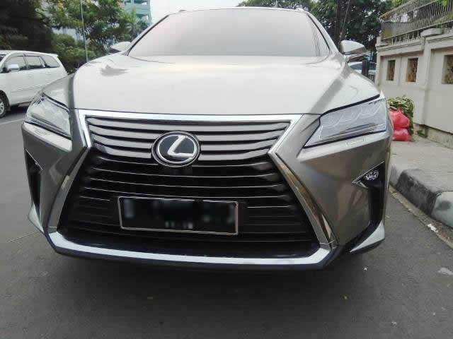 Lexus RX 300 2018