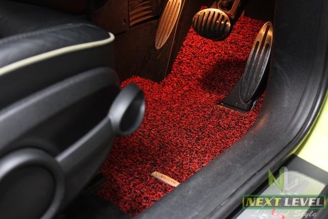 Next Level Menawarkan Produk Karpet Mobil Berkualitas